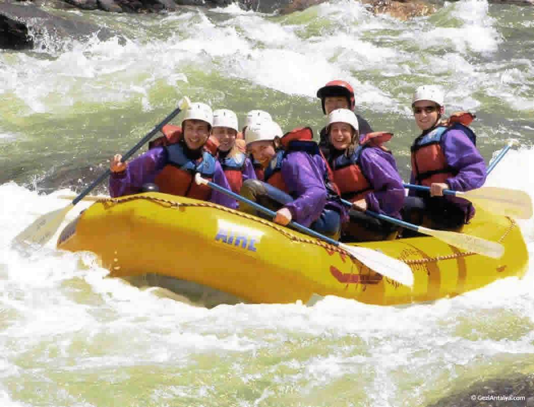 Aqua Rafting, AquaRafting,  Köprülü Kanyon Resimleri