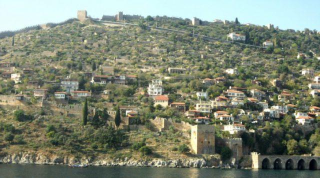 Alaiye Antik Kenti