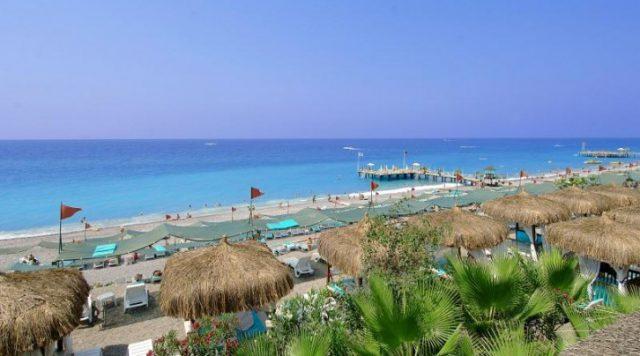 Alanya Demirtaş Plajı