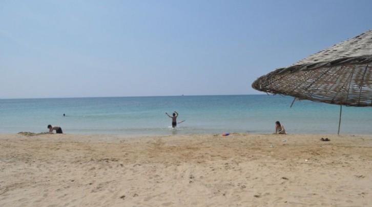 Alanya Doğu Plajı