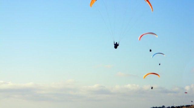 Alanya Yamaç Paraşütü Turu