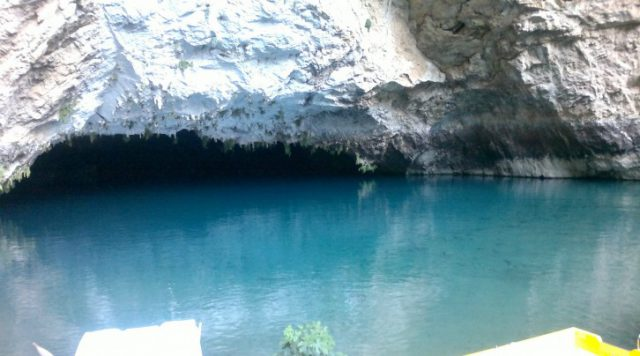 Altınbeşik Mağarası Milli Parkı