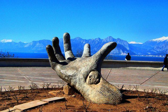 Antalya' daki Görülecek Yerler