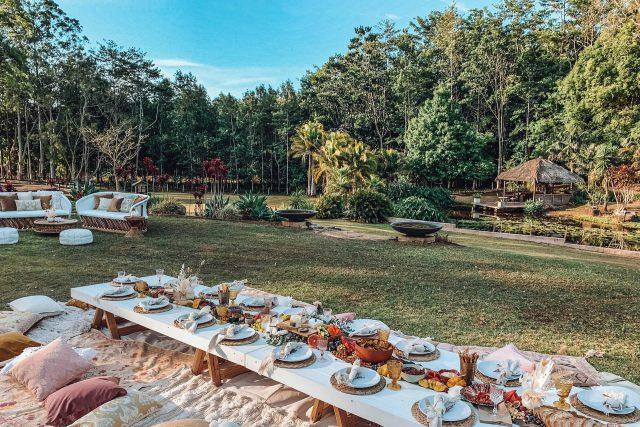 Antalya' daki Piknik Alanları