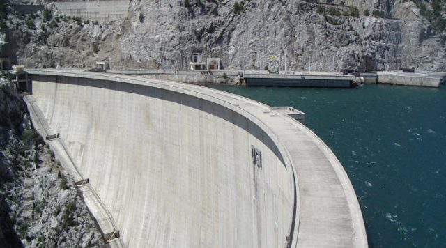 Antalya' daki Barajlar