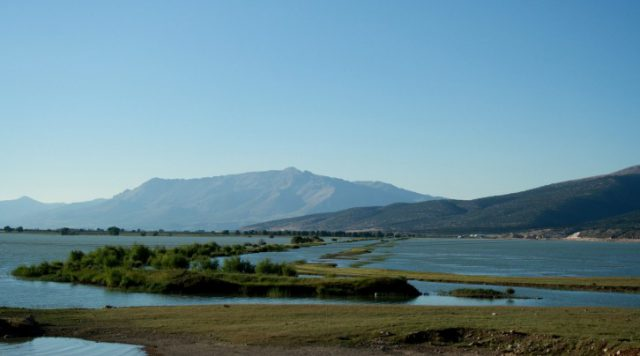 Antalya' daki Göller ve Baraj Gölleri