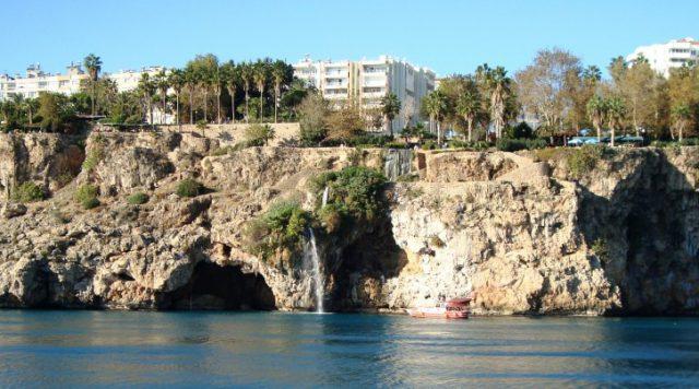 Antalya' daki Jeolojik Yapı