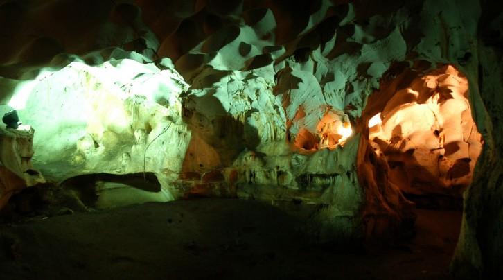 Antalya' daki Mağaralar