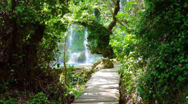 Antalya' daki Milli Parklar