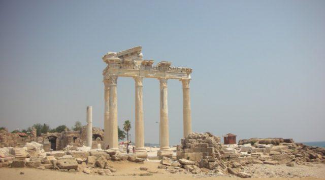 Antalya' daki Ören Yerleri