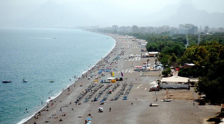 Antalya' daki Plajlar