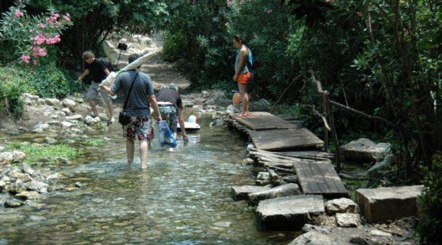 Antalya' daki Su Kaynakları