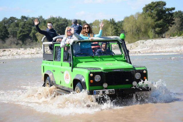 Gebiz Jeep Safari