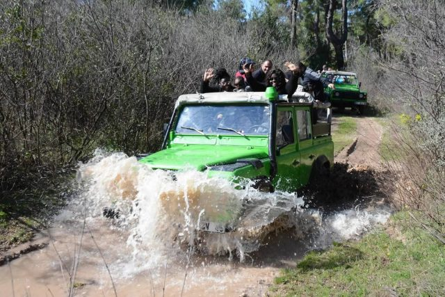 Gebiz Jeep Safari