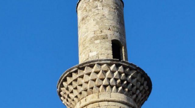 Antalya Kesik Minare ( Korkut Camii )
