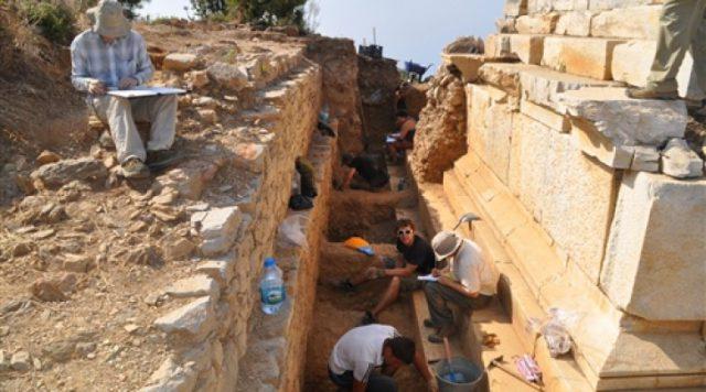 Antiochis Ad Cragum ( Dağlık ) Antik Kenti