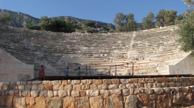 Antiphellos Antik Kenti