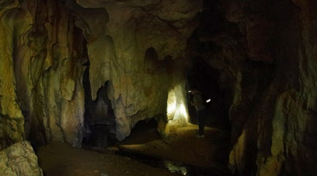Aslanlı ( Yaren ) Mağarası