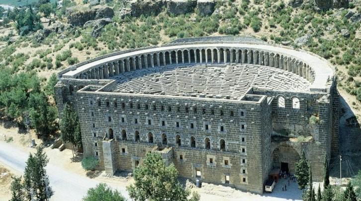 Aspendos Antik Kenti
