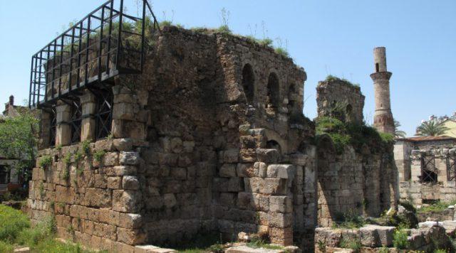 Attaleia Antik Kenti