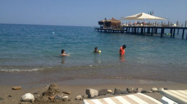 Beldibi Atatürk Parkı ve Halk Plajı