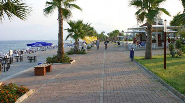 Belek Beach Park Halk Plajı
