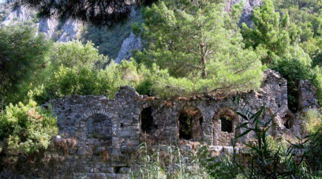 Beydağları ( Olimpos ) Sahil Milli Parkı