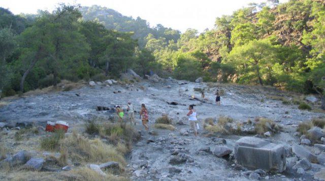 Çıralı Yanartaş ( Chimera )