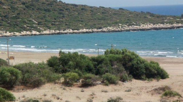 Demre Sülüklü Plajı