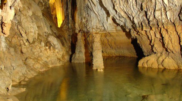Dim ( Gavurini ) Mağarası