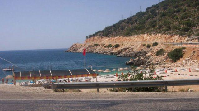 Finike Çağıllı Plajı