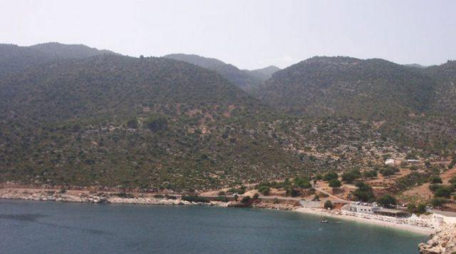 Finike Gökliman Plajı