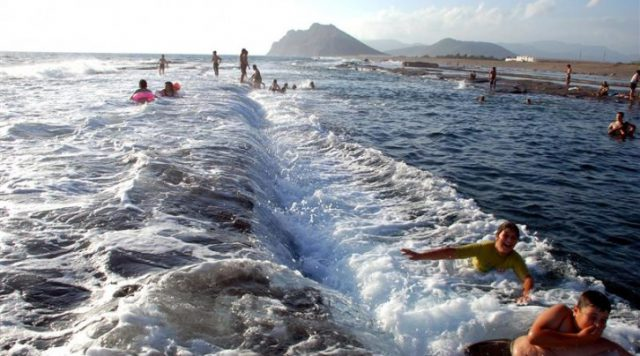 Gazipaşa Koru Doğal Havuzları ve Plajı