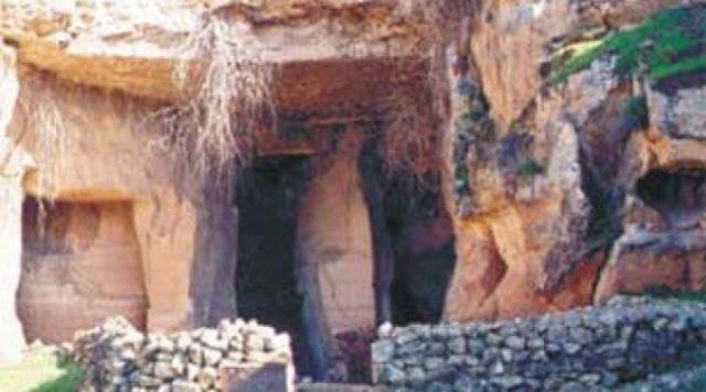 Geyikbayırı Mağarası