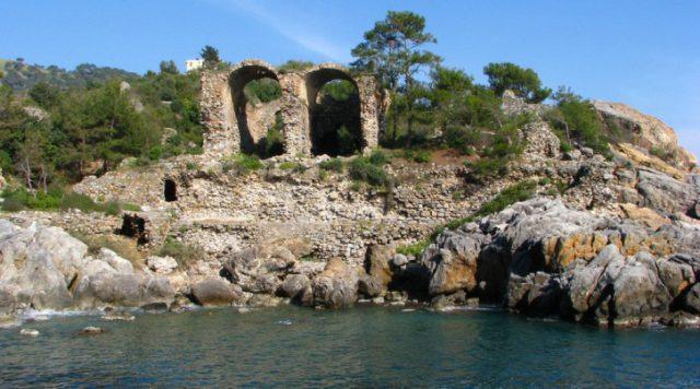 İotape Antik Kenti