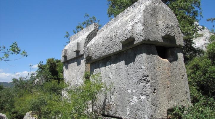 Istlada Antik Kenti