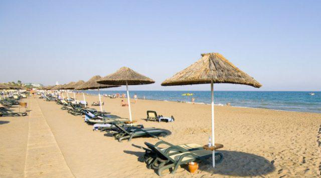 Kadriye Beach Halk Plajı