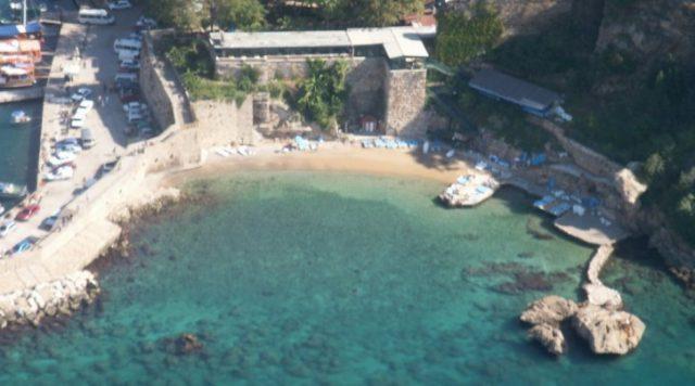 Kaleiçi Mermerli Plajı