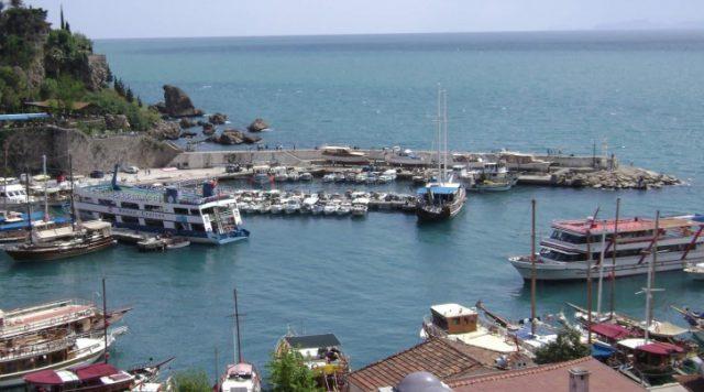 Kaleiçi Yat Limanı