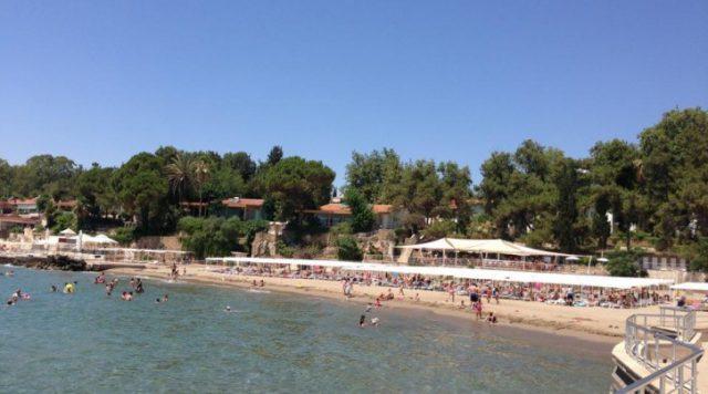 Karpuzkaldıran Plajı