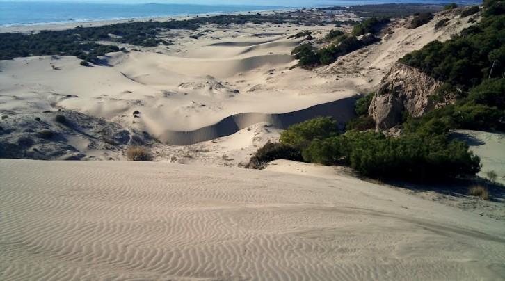 Kaş Patara Plajı