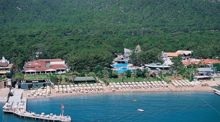 Kemer Doğu Halk Plajı