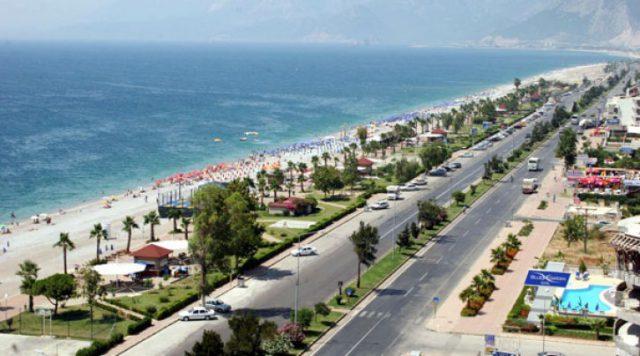 Konyaaltı Plajı ve Beach Park