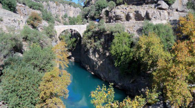 Köprülü Kanyon Piknik Alanı