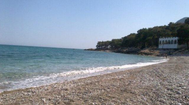 Küçük Çaltıcak Plajı