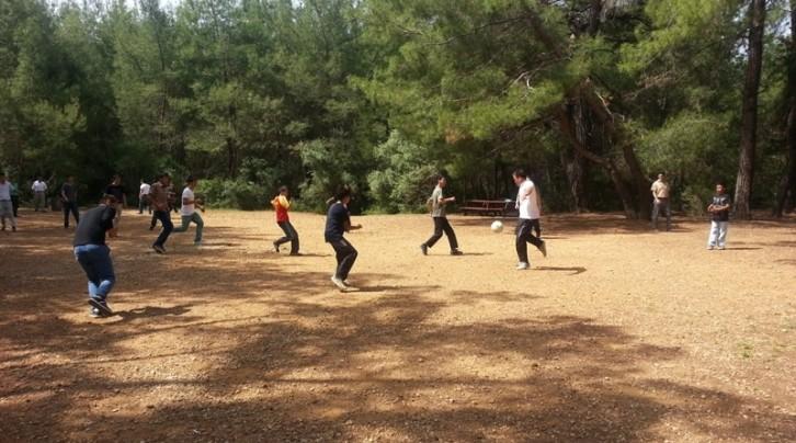 Kurşunlu Şelalesi Piknik Alanı
