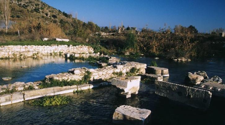 Limyra Antik Kenti