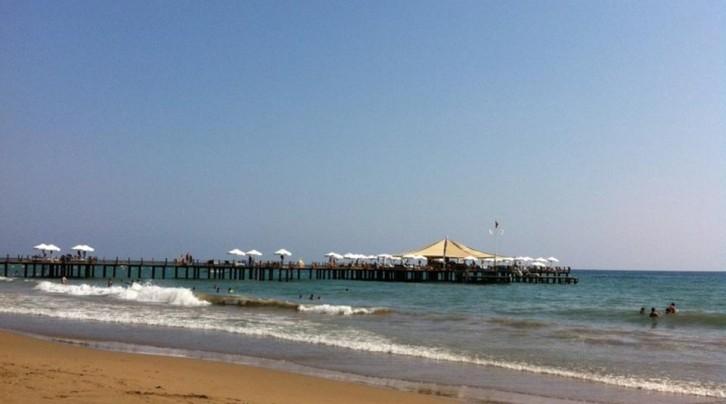 Manavgat Sorgun Plajı