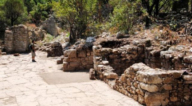 Olympos Antik Kenti