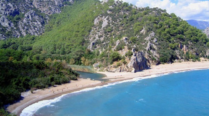Olympos Plajı